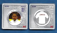 England Glen Johnson Liverpool 4 (E)